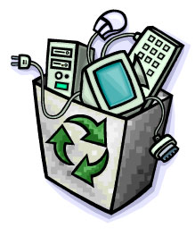 Recycle clipart free download. Clip art electronics
