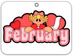 Clip art february images jpg freeuse stock February Clip Art | Month of February Snowman Love Clip Art Image ... jpg freeuse stock