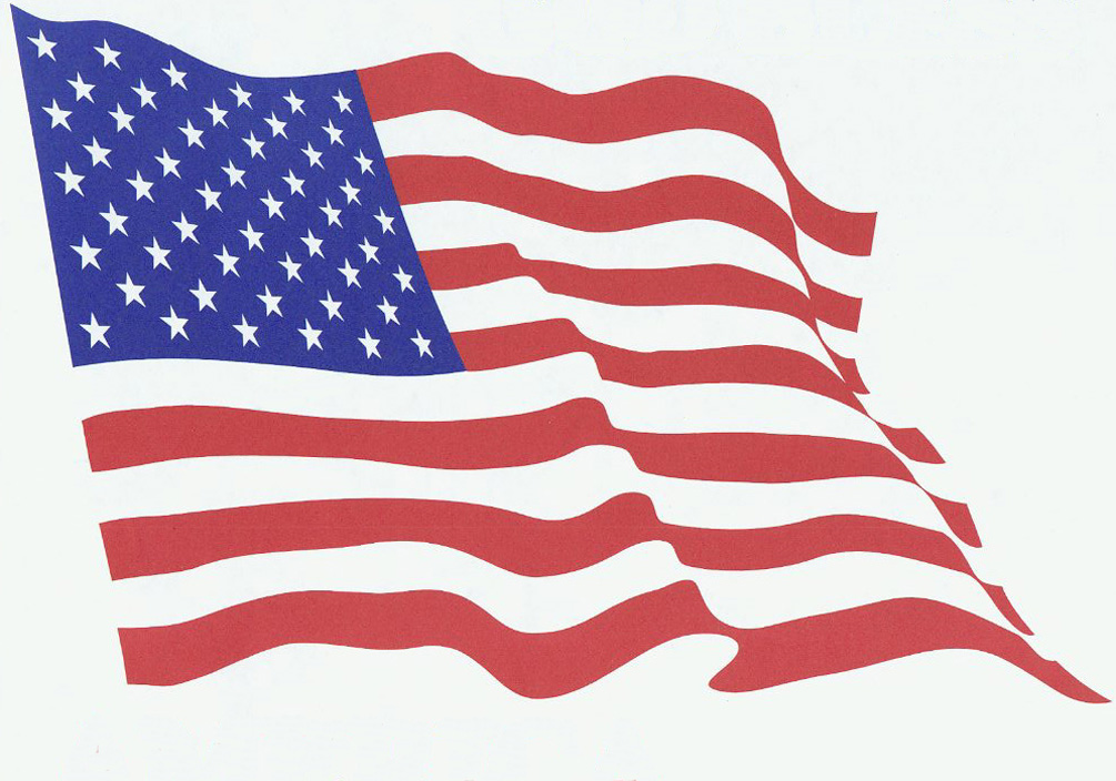 Flag clipart images clipartall. Clip art flags us