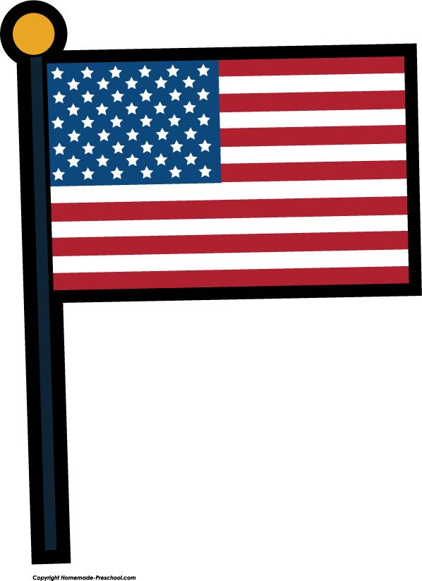 Clip art flags us. Clipartfest american clipart
