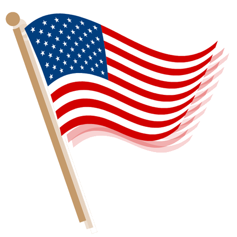 Clip art flags us. Clipartfest related flag