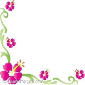 Clip art floral borders image transparent download Floral Border Clipart & Floral Border Clip Art Images - ClipartALL.com image transparent download