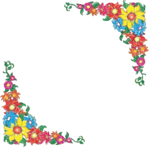 Clip art floral borders png freeuse Flower Borders Clip Art & Flower Borders Clip Art Clip Art Images ... png freeuse