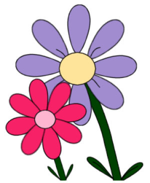 Clip art flowers free picture library download Free cliparts flowers - ClipartFest picture library download