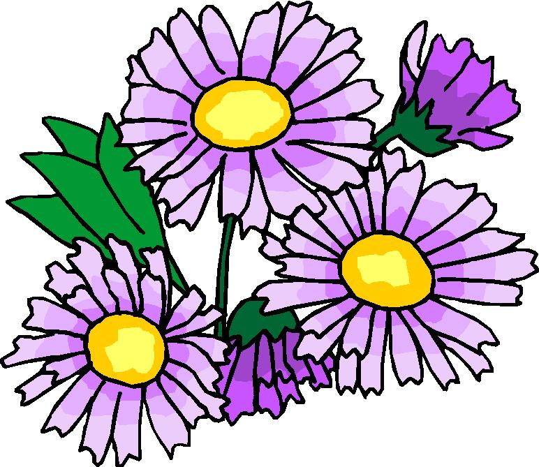 Clipartfest purple clipart . Clip art flowers free