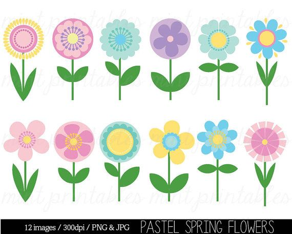 Clip art flowers pictures clipart library 17 Best ideas about Flower Clipart on Pinterest | Doodle flowers ... clipart library