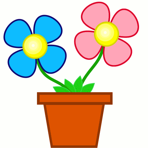 Clip art flowers pictures