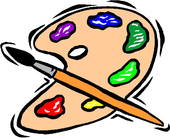 Artist free clipart download. Clip art for art