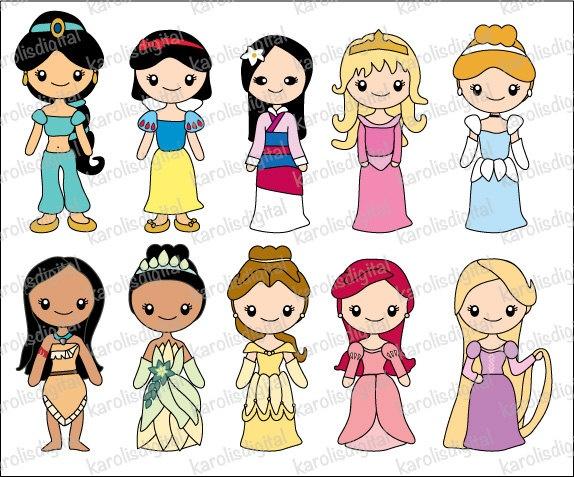 Clip art for commercial use. Disney clipart clipartfest princesses