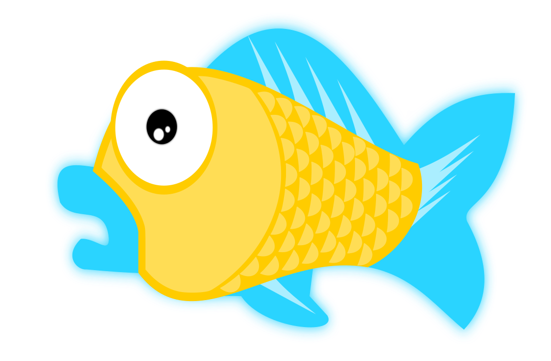 Surprised fish clipart image free Cartoon Public domain Clip art - Commercial use 1102*723 transprent ... image free