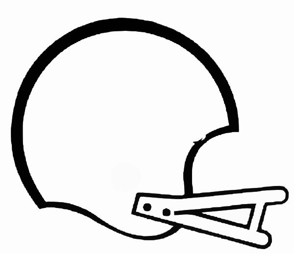 Clip art for football clip art royalty free library Football Outline Clip Art & Football Outline Clip Art Clip Art ... clip art royalty free library