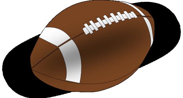 Clip art for football vector transparent library Free clipart football images - ClipartFest vector transparent library