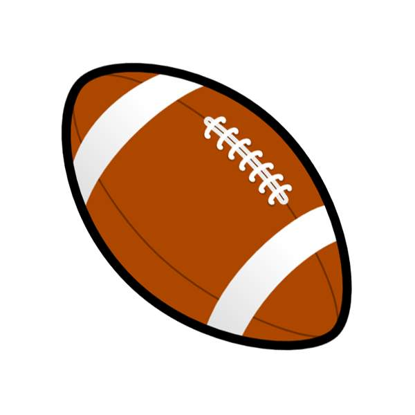 Clip art for football image black and white download Clipart Of Football & Of Football Clip Art Images - ClipartALL.com image black and white download