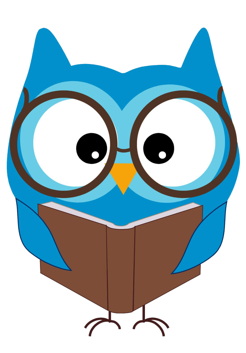 Owl reading book clipart clipart royalty free library Book Clipart Free | Clipart Panda - Free Clipart Images | Hollis ... clipart royalty free library