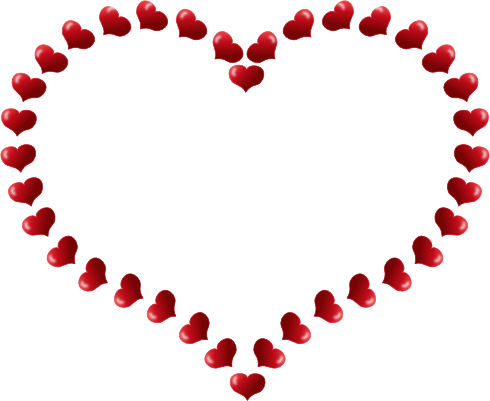 Heart clipart on of. Clip art for free download