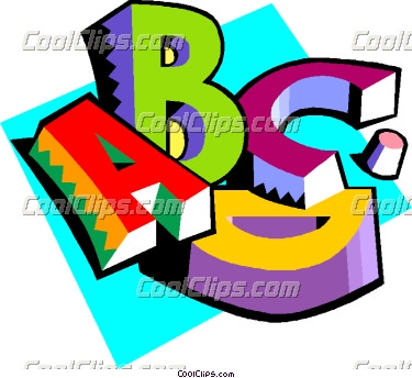 Clip art for letters. Free clipart panda images