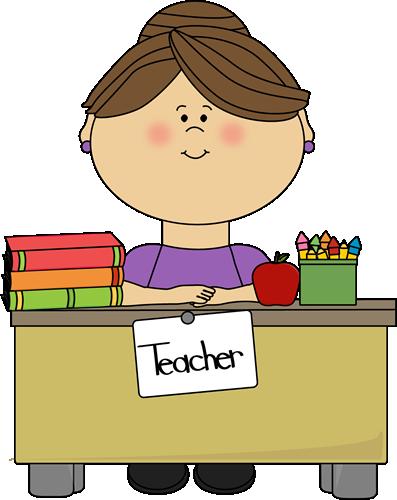 Clip art for teachers vector library library Teacher Clip Art - Teacher Images vector library library