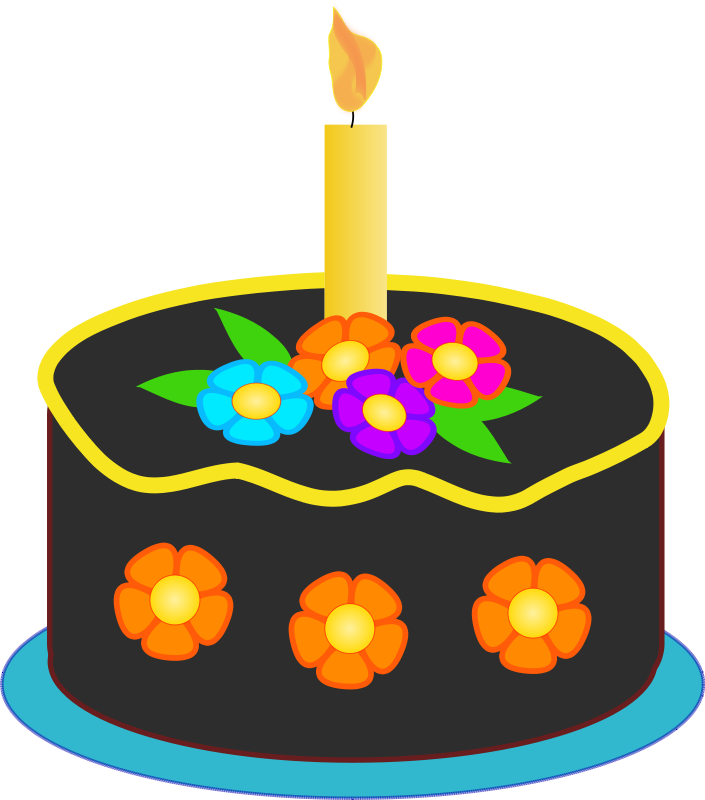 Free birthday cake clipart freeuse download cake png - Buscar con Google | Cake with white and colored ... freeuse download