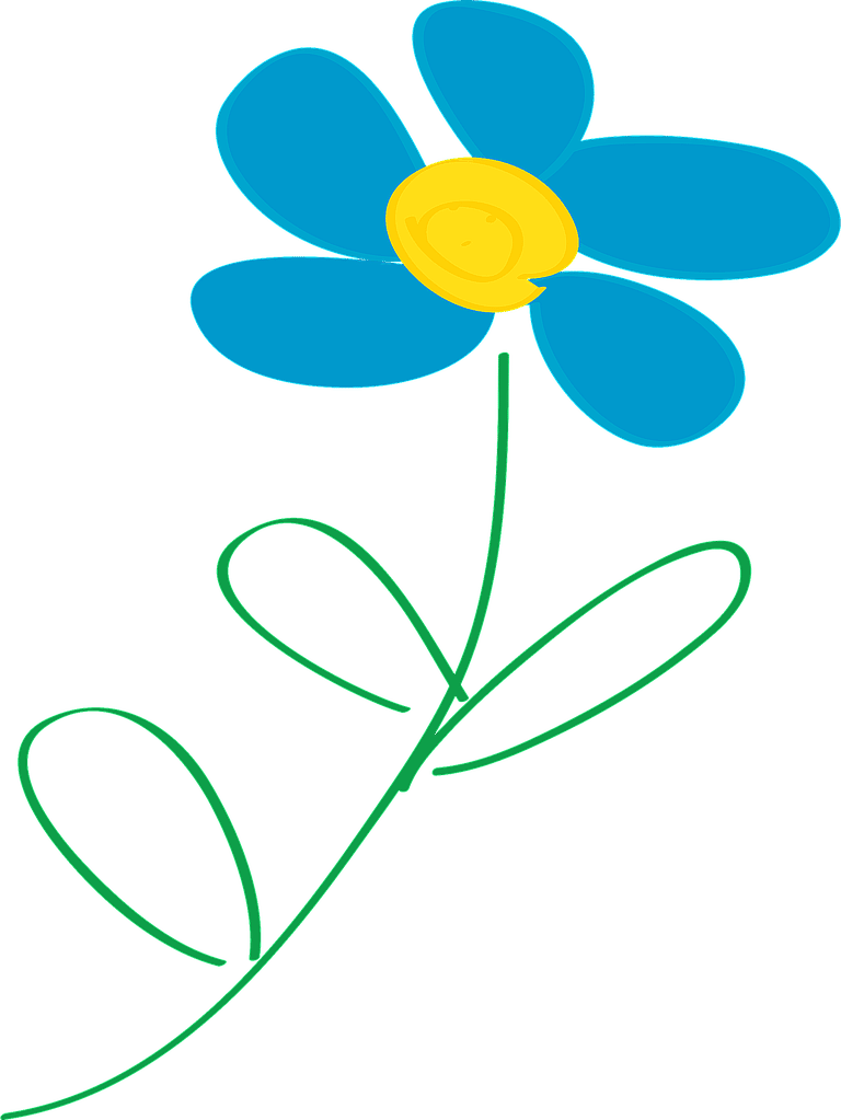 great places to. Clip art free flowers
