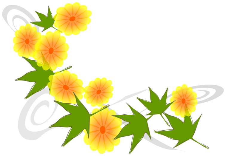 Clip art free flowers.  great places to