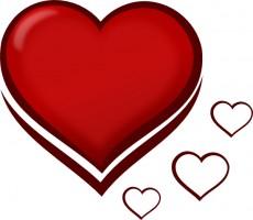 Heart images clipartfest . Clip art free hearts
