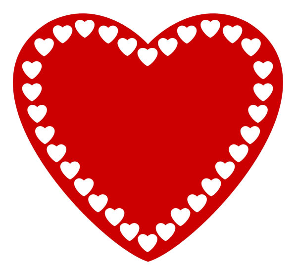 Clip art free hearts picture free Heart Clipart | Clipart Panda - Free Clipart Images picture free