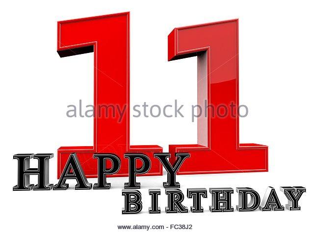 Clip art geburtstag 11 transparent Elf Candles Cut Out Stock Images & Pictures - Alamy transparent