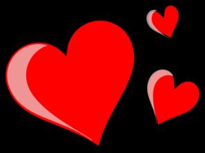 Clip art hearts vector black and white download Clipart Hearts & Hearts Clip Art Images - ClipartALL.com vector black and white download