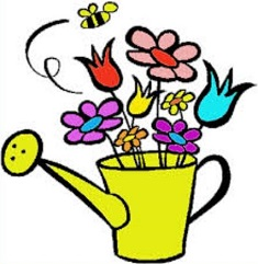 Clip art may flowers. Free clipart and garden
