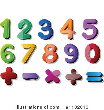 Clip art numbers 1 100 graphic royalty free library Clip Art Numbers 1-100 Clipart - Clipart Kid graphic royalty free library