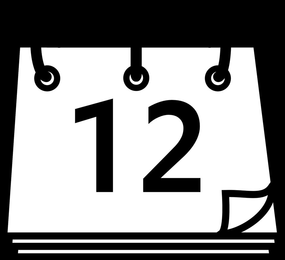 Clip art of calendar clip art library library Collection of 14 free Bleck clipart calendar. Download on ubiSafe clip art library library
