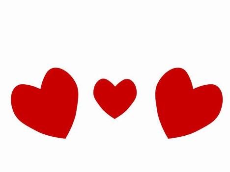 Clip art of hearts jpg library stock Hearts free heart clip art images 2 - Clipartix jpg library stock