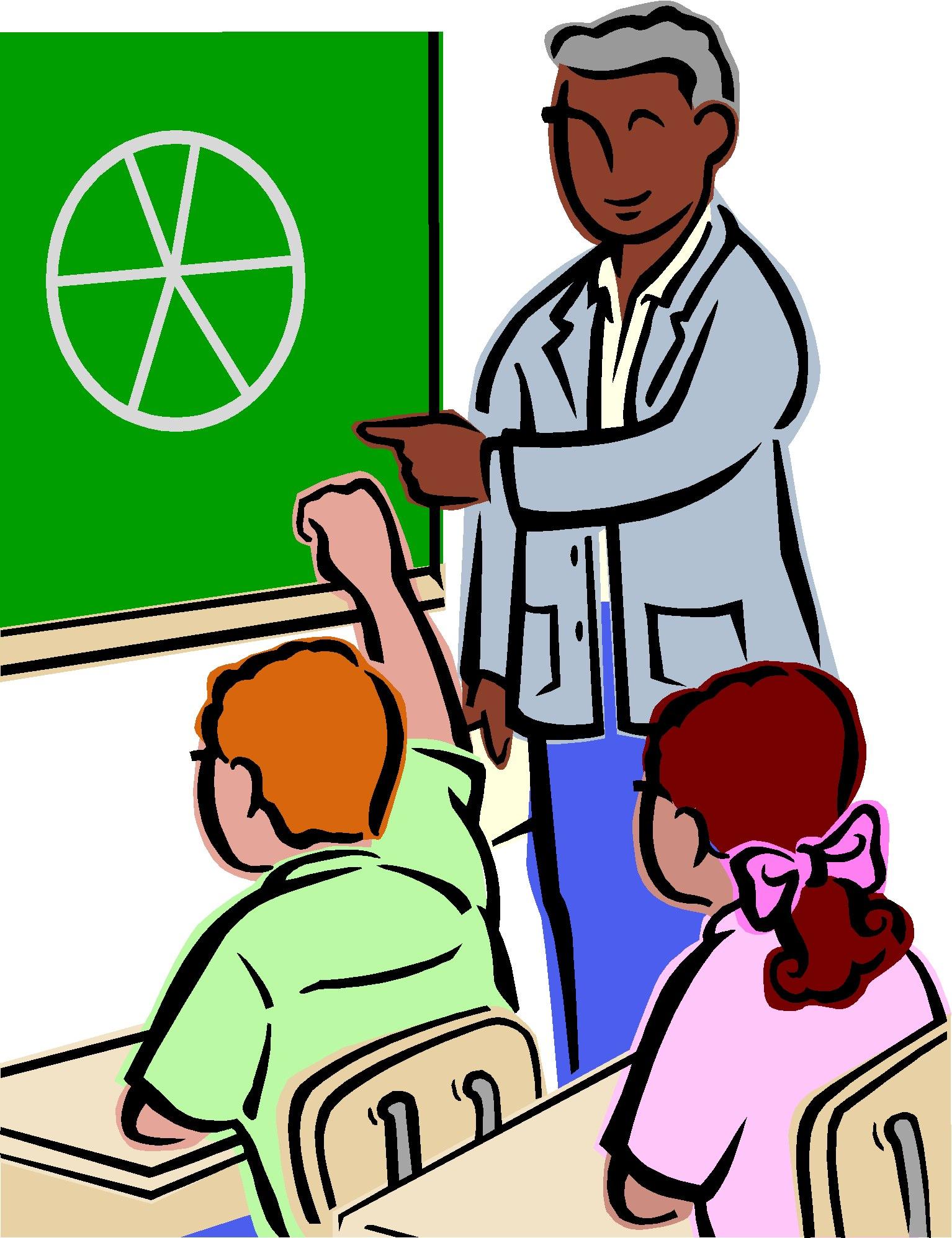 Clip art of teachers. Free teacher clipart images