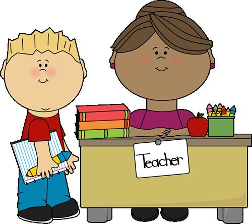 Teacher images boy at. Clip art of teachers