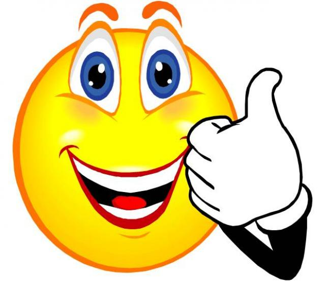 Thumb clipart images clipartall. Clip art of thumbs up