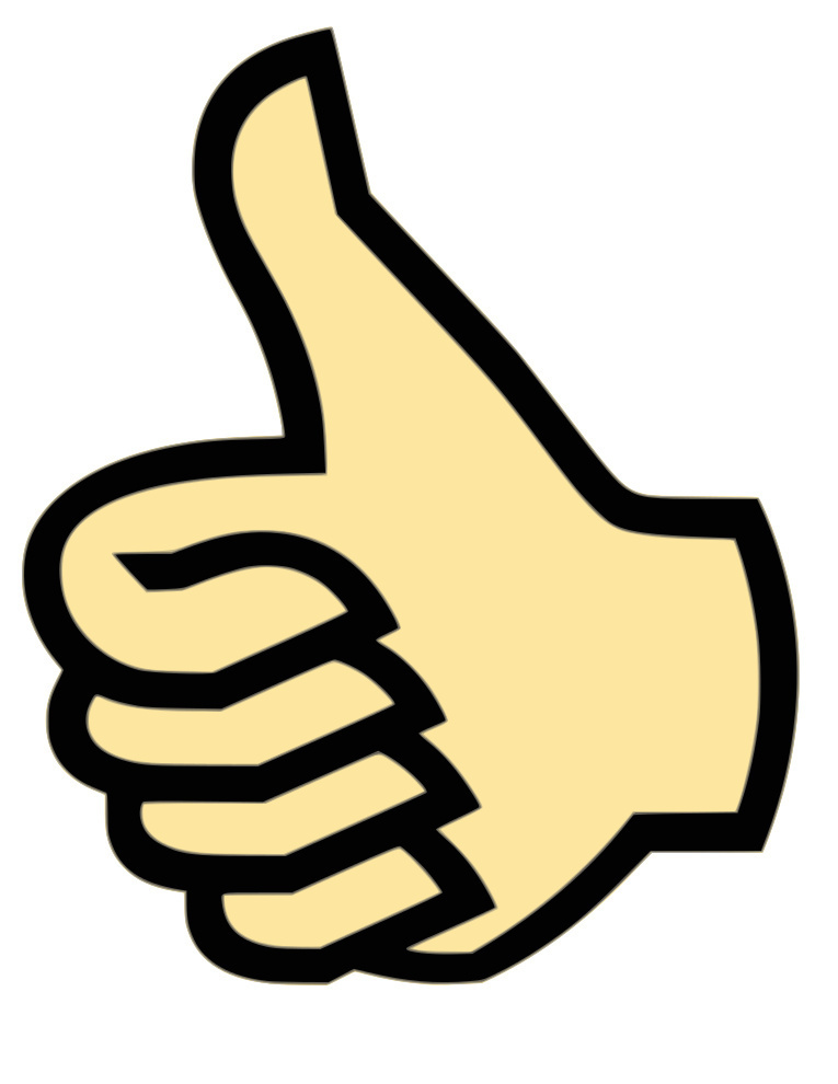 Clip art of thumbs up clipart free library Thumbs Up Clipart Free | Clipart Panda - Free Clipart Images clipart free library