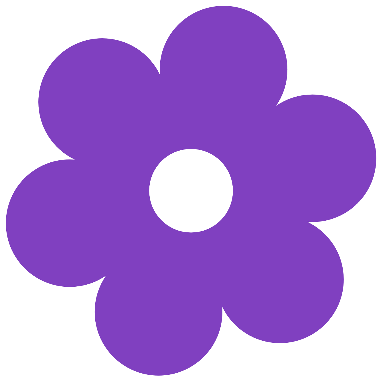 Flower in clipart. Free images of flowers
