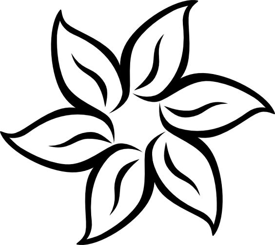 Clip art patterns banner royalty free download Free Printable Stencil Patterns | ... Flower clip art - vector ... banner royalty free download