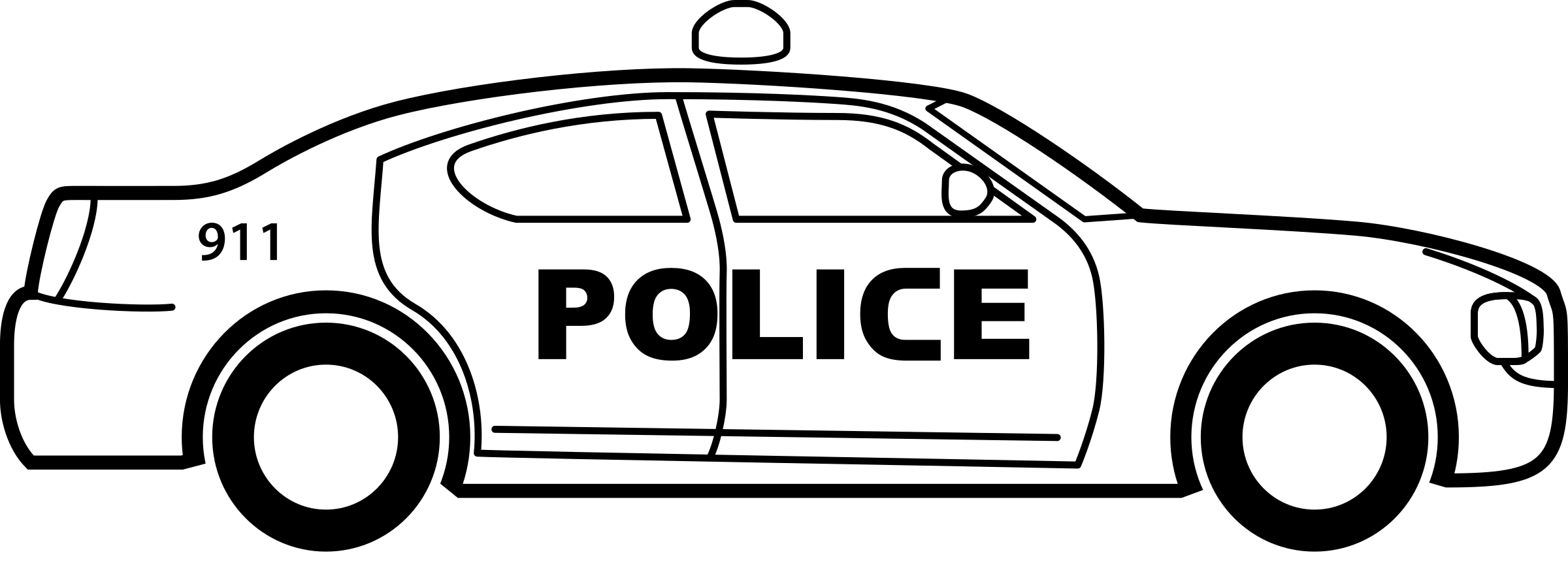 Clipart of police car clipart transparent library Clipart - Police Car clipart transparent library