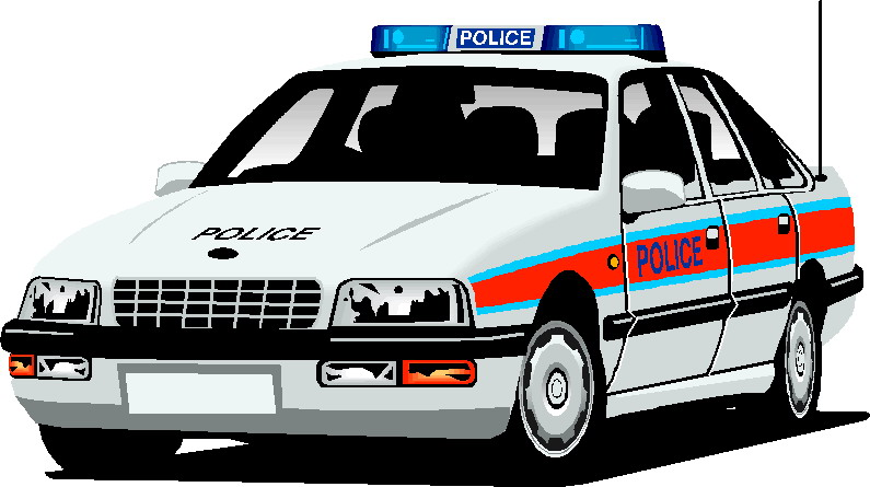 Clip art police car graphic royalty free stock Police car clipart images - ClipartFest graphic royalty free stock