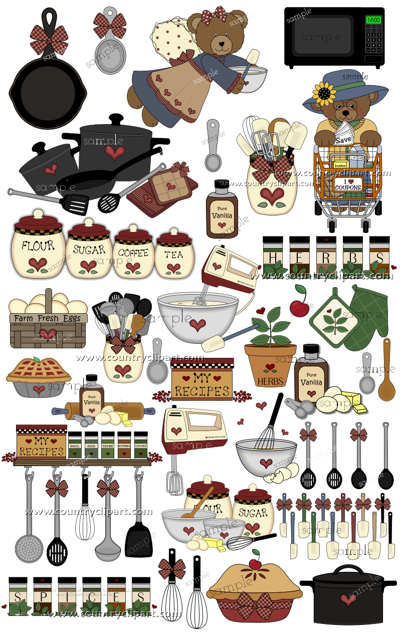 Clip art printables. Clipart for digital and