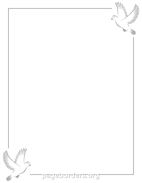 Free page and vector. Clip art religious borders