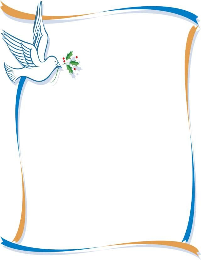 Clip art religious borders graphic black and white download Angel Borders Printable Clipart - Clipart Kid graphic black and white download