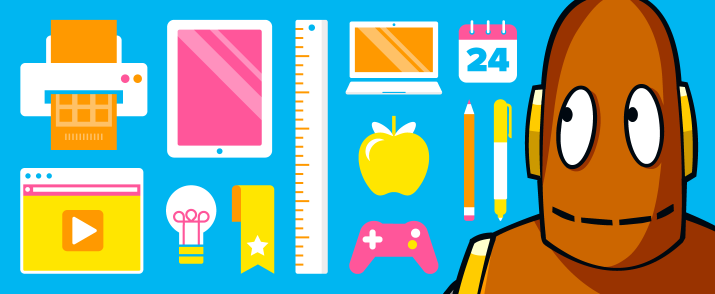 Clip art resources for teachers image library Teaching Resources | BrainPOP Educators image library