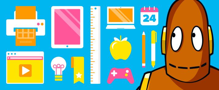 Clip art resources for teachers. Teaching brainpop educators explore