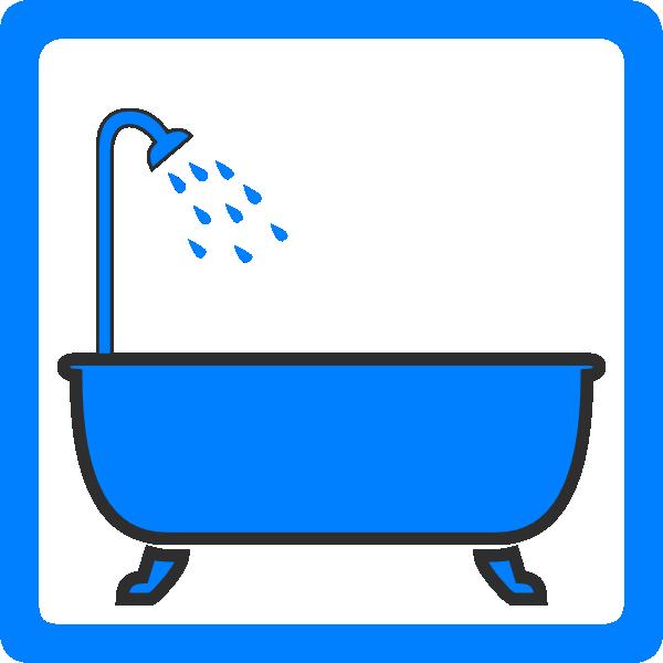 Clip art shower png Clip Art Bath Shower Clipart - Clipart Kid png