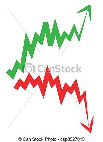 Clip art stock. Market clipart vector graphics