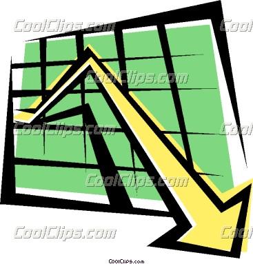 Clipartfox sales charts vector. Clip art stock