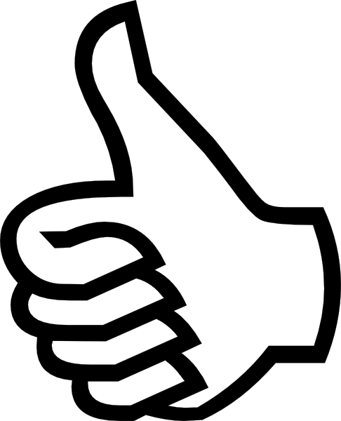 Clip art thumbs up svg download Free Thumbs Up Clipart Pictures - Clipartix svg download