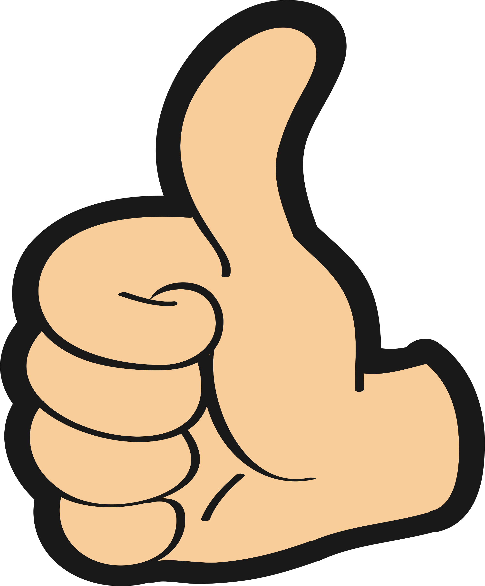 Clip art thumbs up graphic freeuse stock Clipart - Thumbs Up graphic freeuse stock